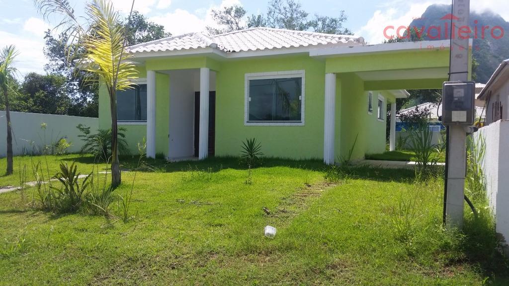 Casa residencial à venda, Chácaras de Inoã (Inoã), Maricá.