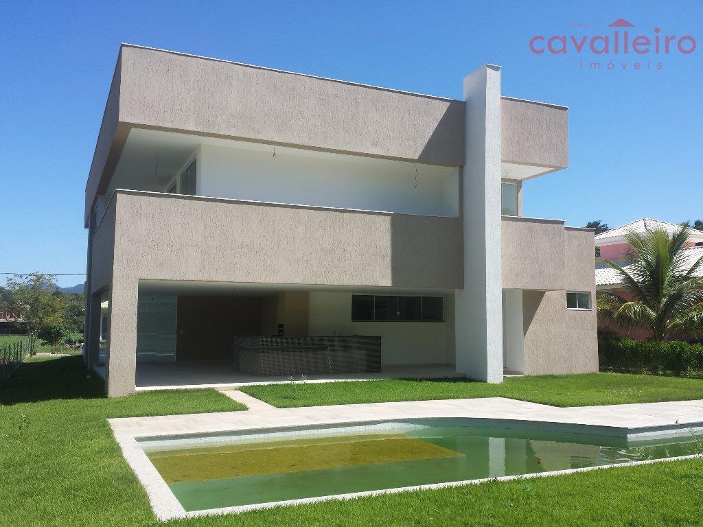 Duplex com Piscina, Churrasqueira e Sauna, Cond. Pedra Verde, Maricá.