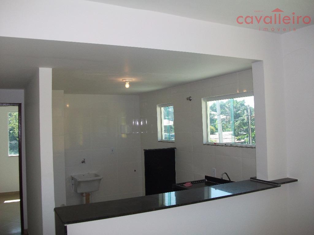 Apartamento de 3 dormitórios em Inoã, Maricá - RJ