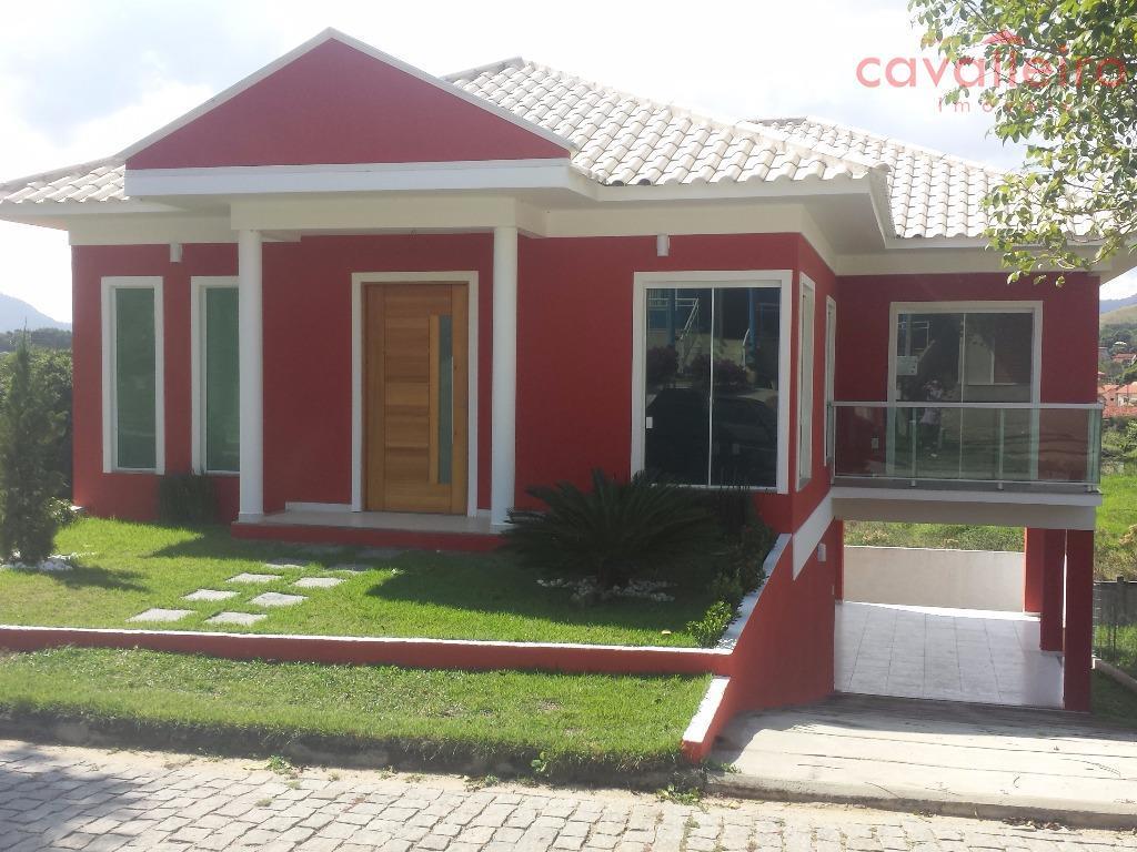 Casa residencial à venda, Flamengo, Maricá - CA0803.