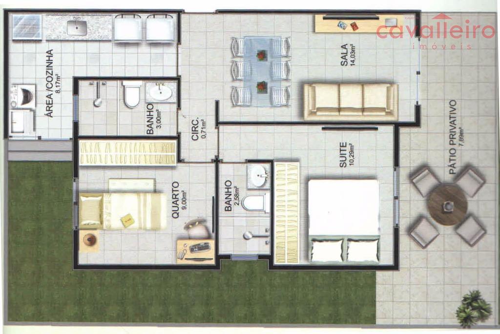 Apartamentos 2ª Pavimento