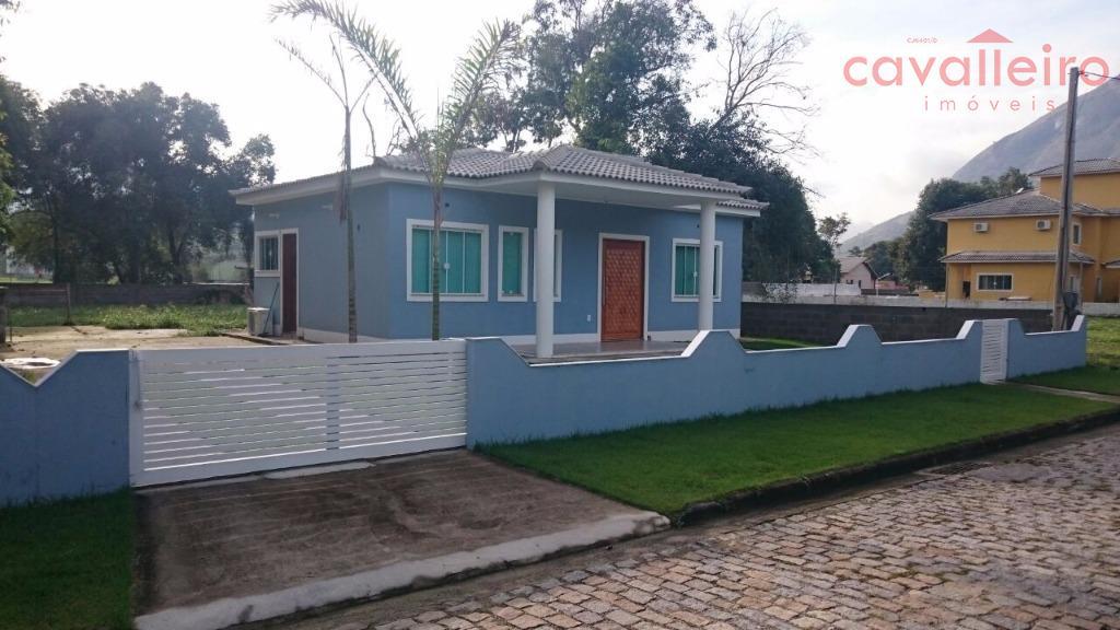 Linda  Casa em Cond. Alto Padrão  , Ubatiba, Maricá.