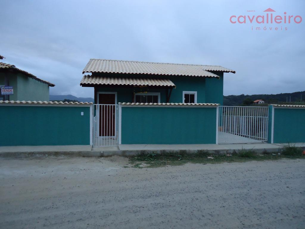 Casa residencial à venda, Jacaroá, Maricá.