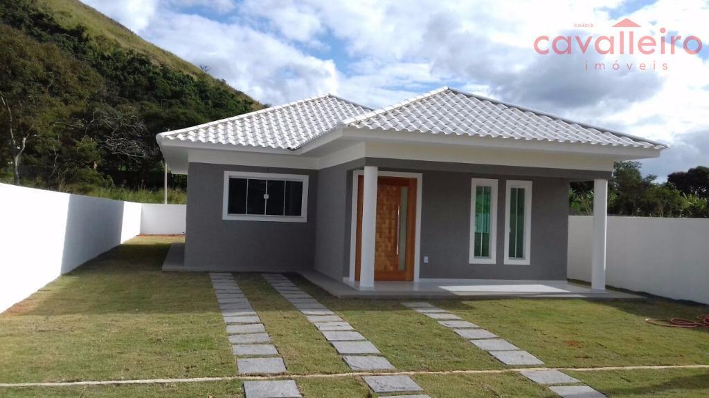 Casa  residencial à venda, Cajueiros (Itaipuaçu), Maricá.