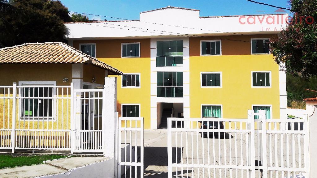 Apartamentos 2 Quartos (1 suíte), Marquês de Maricá, Maricá.