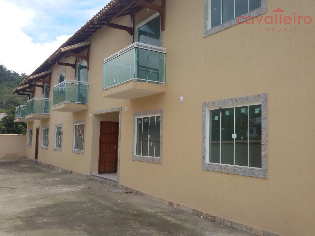 Apartamento de 2 dormitórios em São José Do Imbassaí, Maricá - RJ