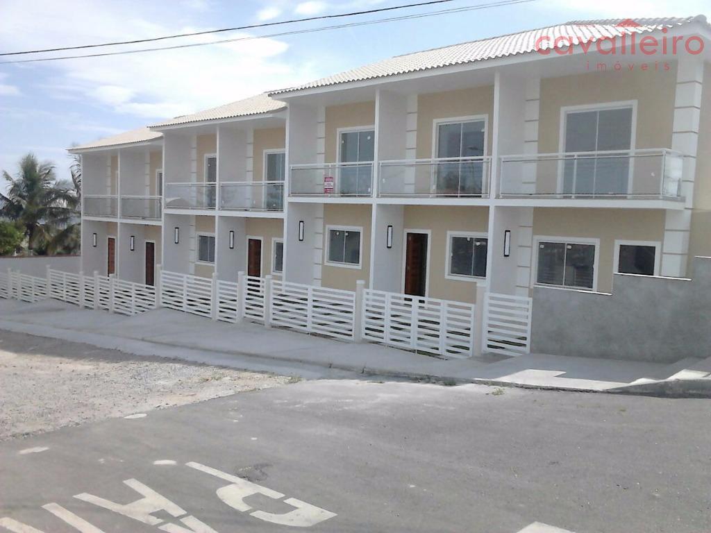 Impecável casa duplex residencial à venda, Cordeirinho (Ponta Negra), Maricá.