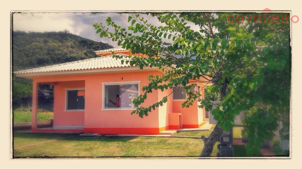 Casa 3 Quartos (1 suíte), Piscina e Churrasqueira, São José Do Imbassaí, Maricá.