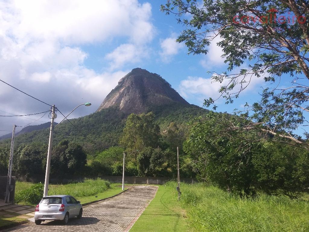 Terreno residencial à venda, Cajueiros (Itaipuaçu), Maricá - TE0489.