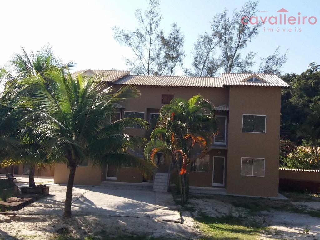 Apartamentos  à partir de R$120.000, Centro, Maricá - AP0114.