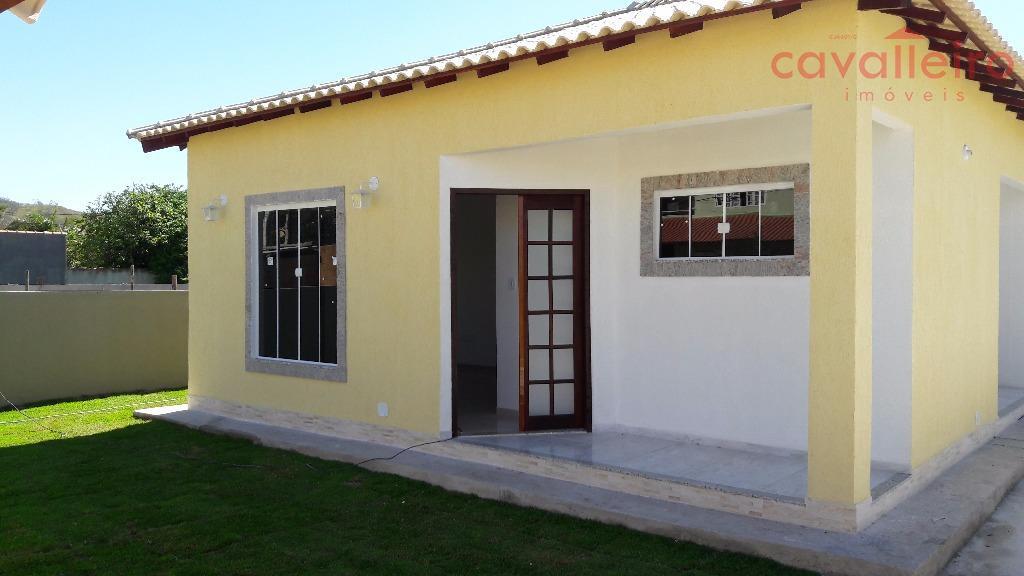 casa 3 quartos (1 suíte) no condomínio ubatã, caxito, maricá - ref: ca2063banheiros com box blindex...