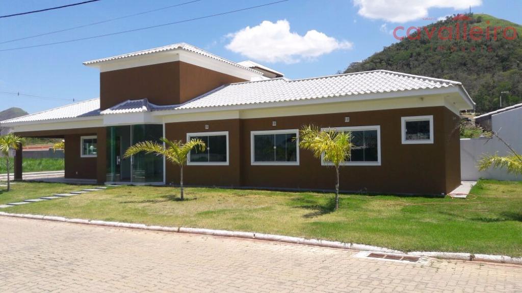 Casa residencial à venda, Condomínio Pedra de Inoã (Inoã), Maricá - CA2144.