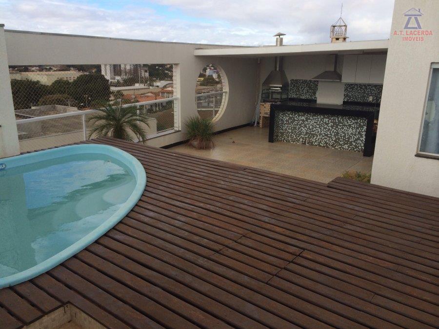Cobertura residencial à venda, Jardim Panorama, Montes Claros.