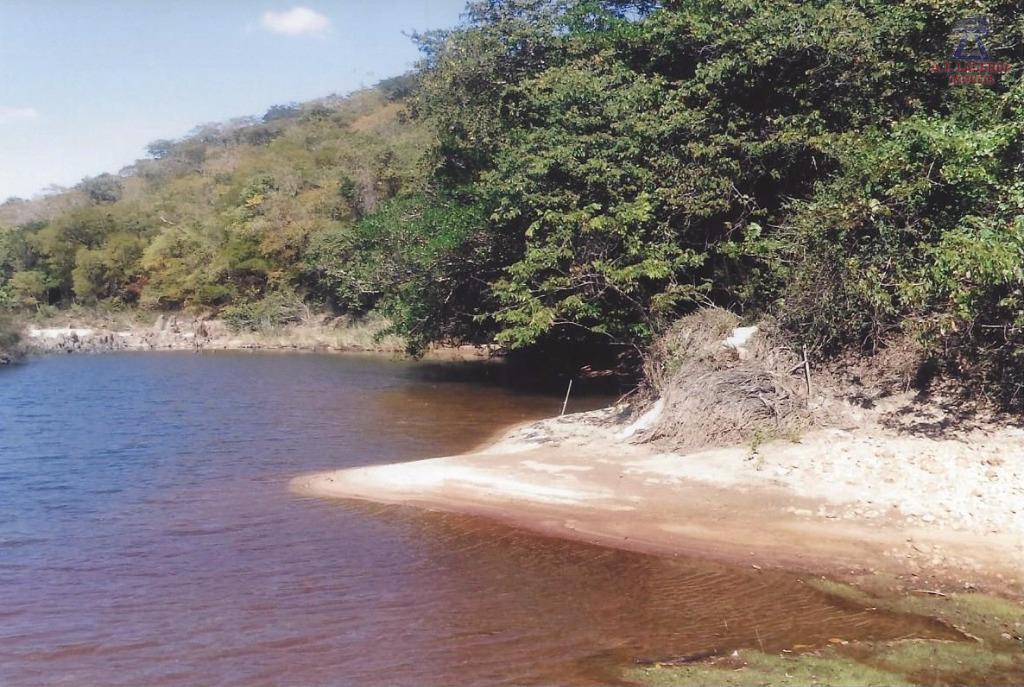 Fazenda em Olhos d'água. Município de Bocaiúva