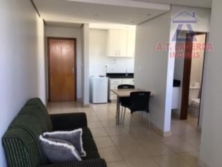 Flat residencial para locação, Centro, Montes Claros - FL0005.