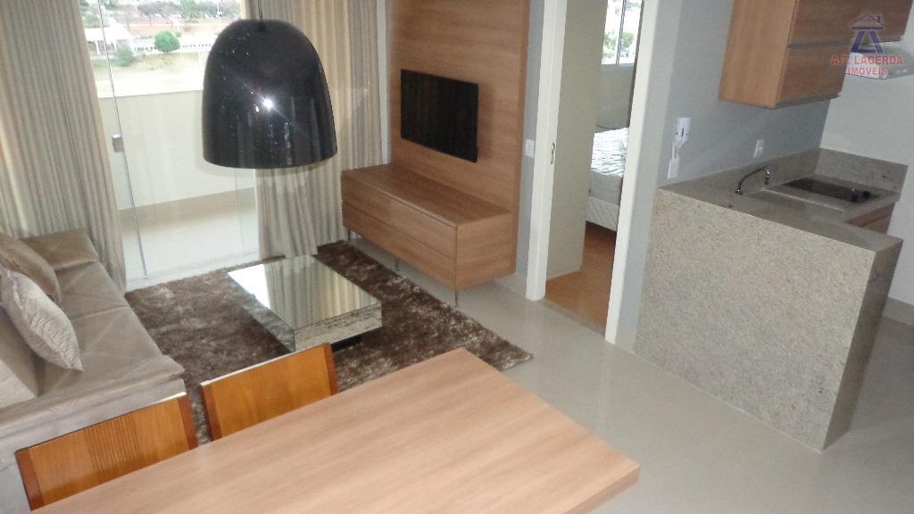 aluga-se flat novo, mobiliado, situado no bairro melo, no edifício bourbon. composto por sala para 02...