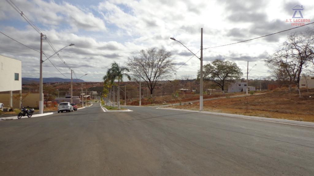Terreno residencial à venda no Condomínio Pampulha Tênnis Residence