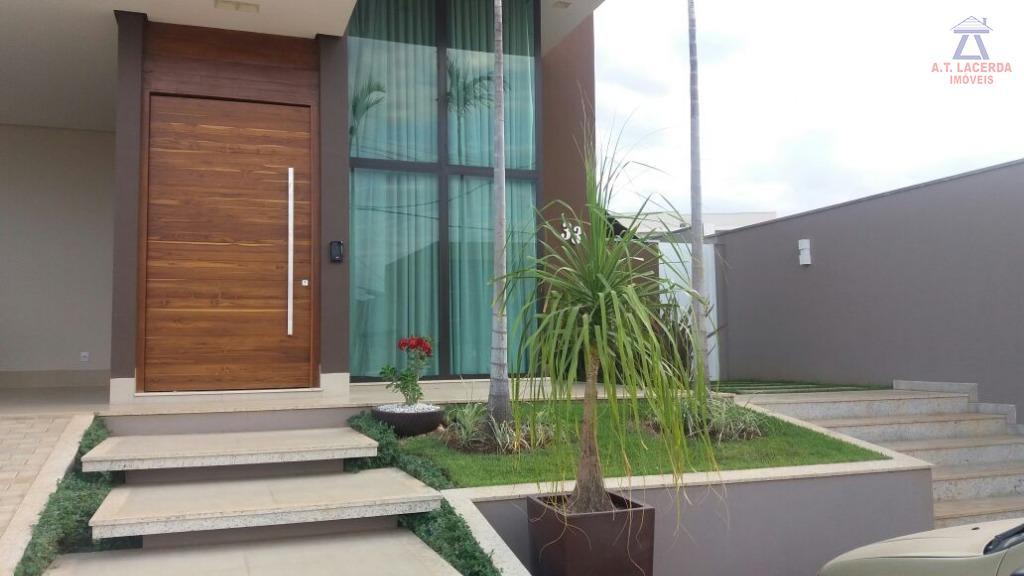 Casa residencial à venda no Condomínio Gran Royalle
