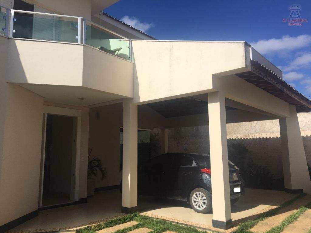 Casa residencial à venda, Ibituruna, Montes Claros.
