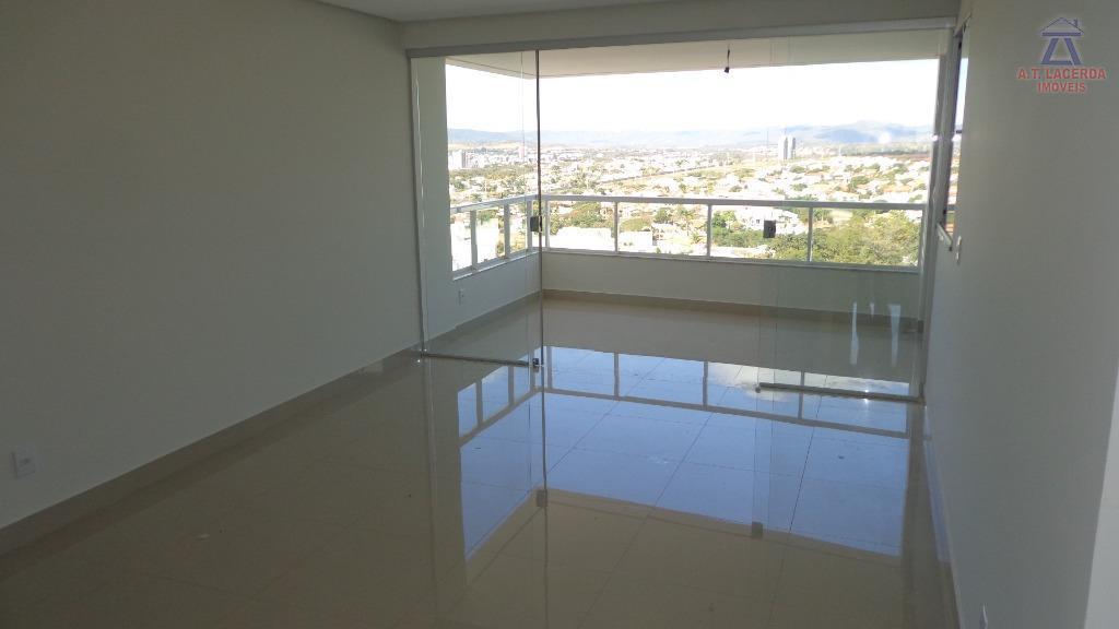 Apartamento residencial para locação, Ibituruna, Montes Claros.