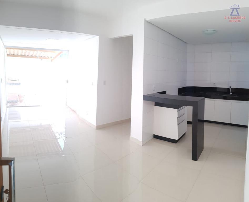 Alugam-se apartamentos novos no Ibituruna