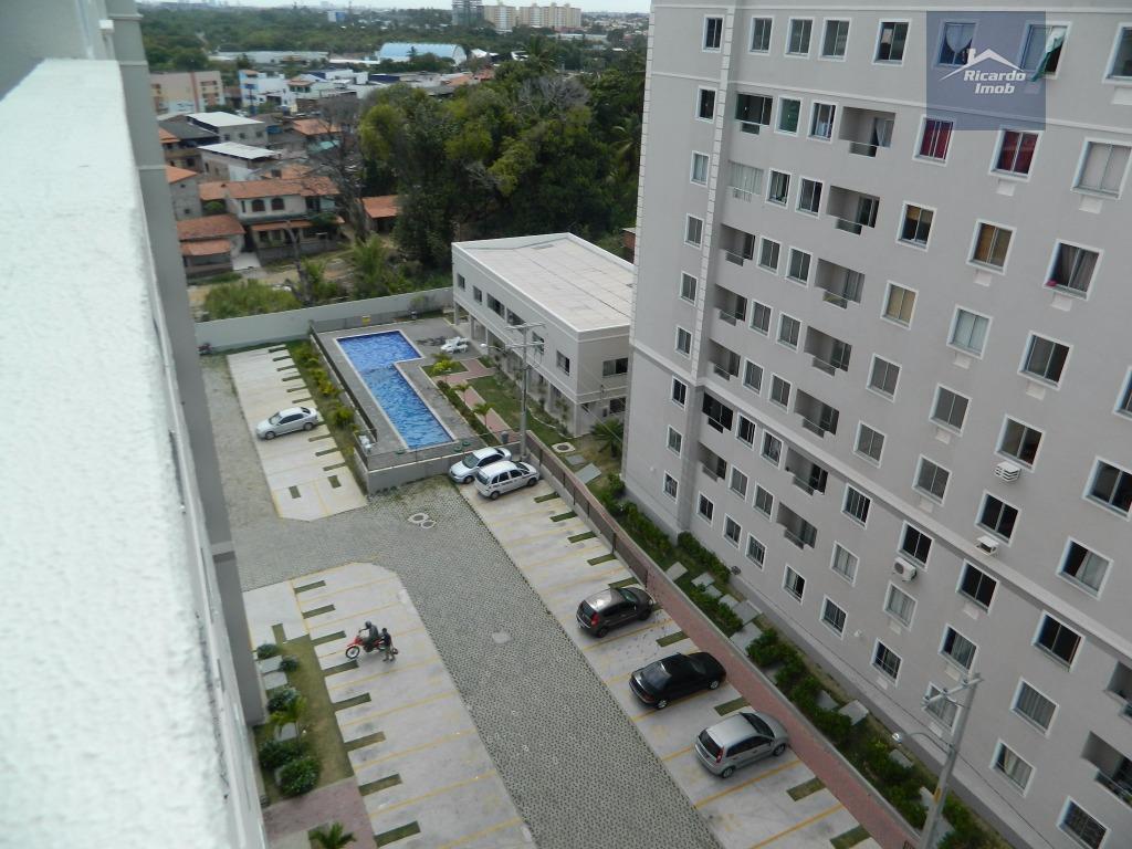 Apartamento  residencial à venda, Centro, Lauro de Freitas.