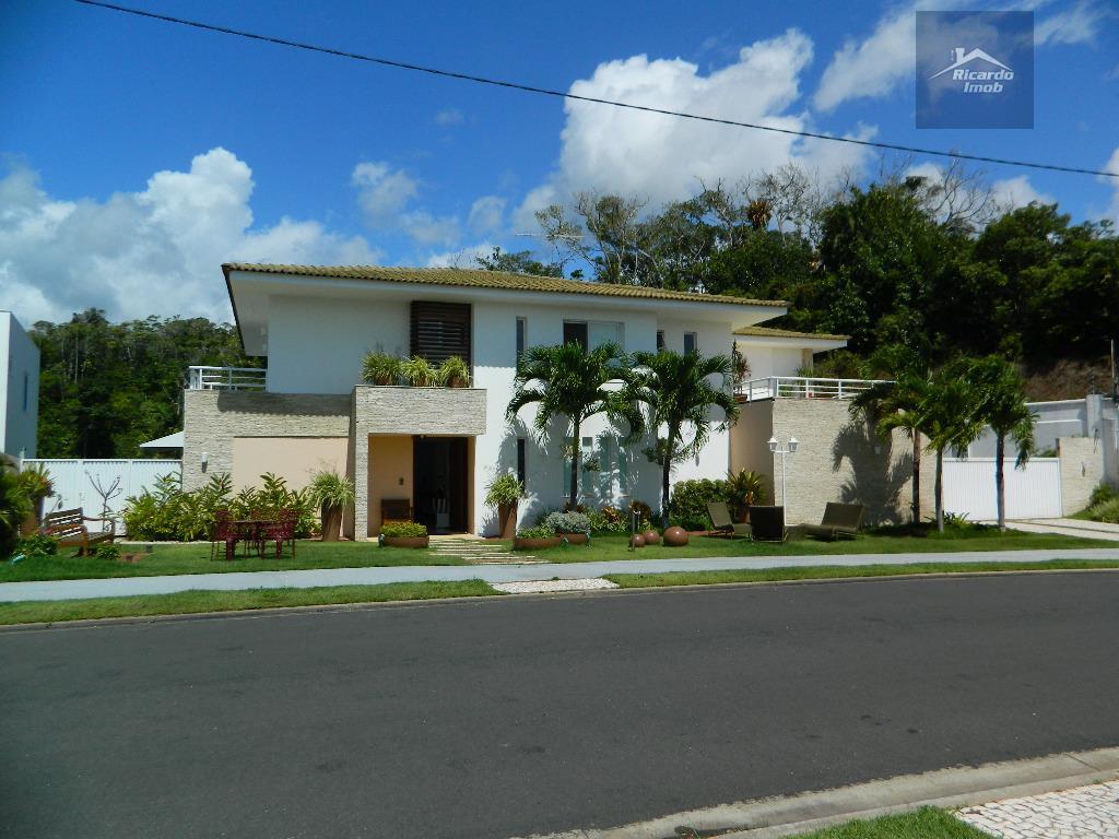 Casa residencial à venda, Alphaville, Camaçari.