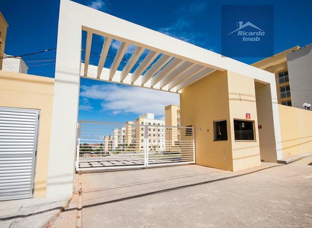 Apartamento Garden residencial para locação, Caji, Lauro de Freitas.