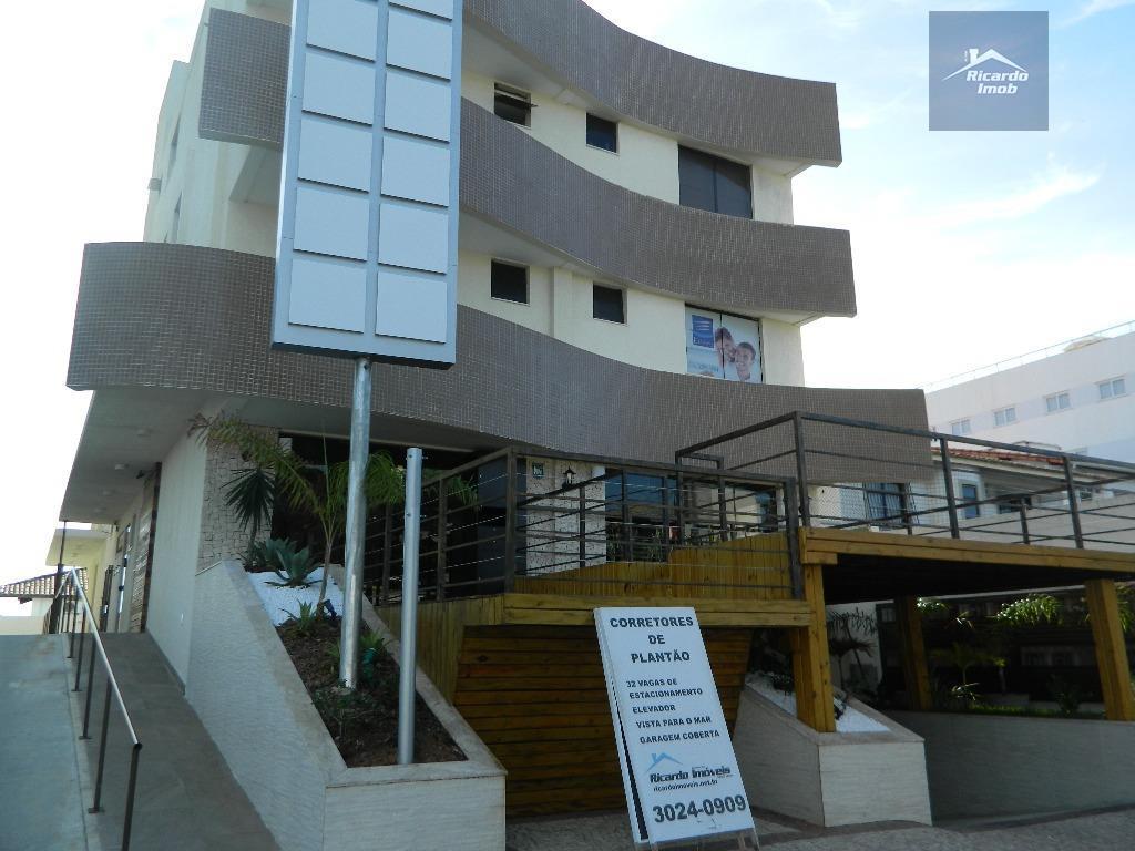 Sala  comercial para locação, Vilas do Atlântico, Lauro de Freitas.