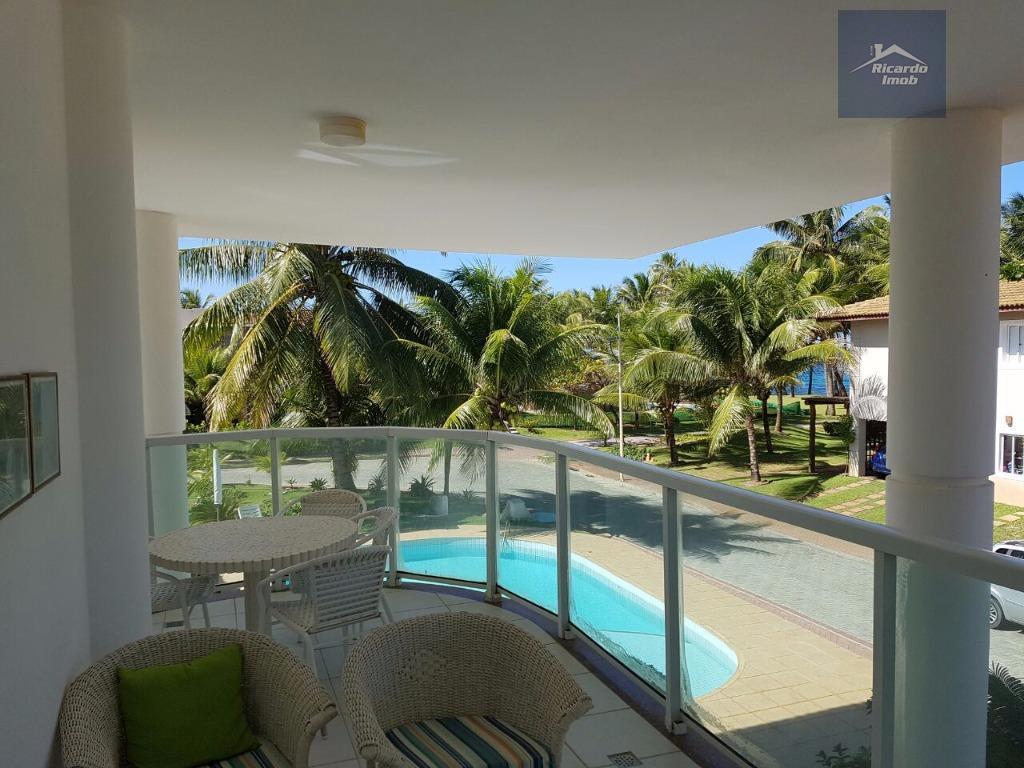 no melhor condomínio do litoral norte .belíssima casa no condomínio porto busca vida resort, 05 quartos...