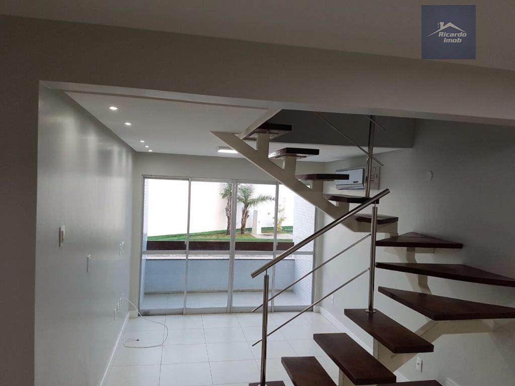 Apartamento  residencial para locação, Vilas do Atlântico, Lauro de Freitas.