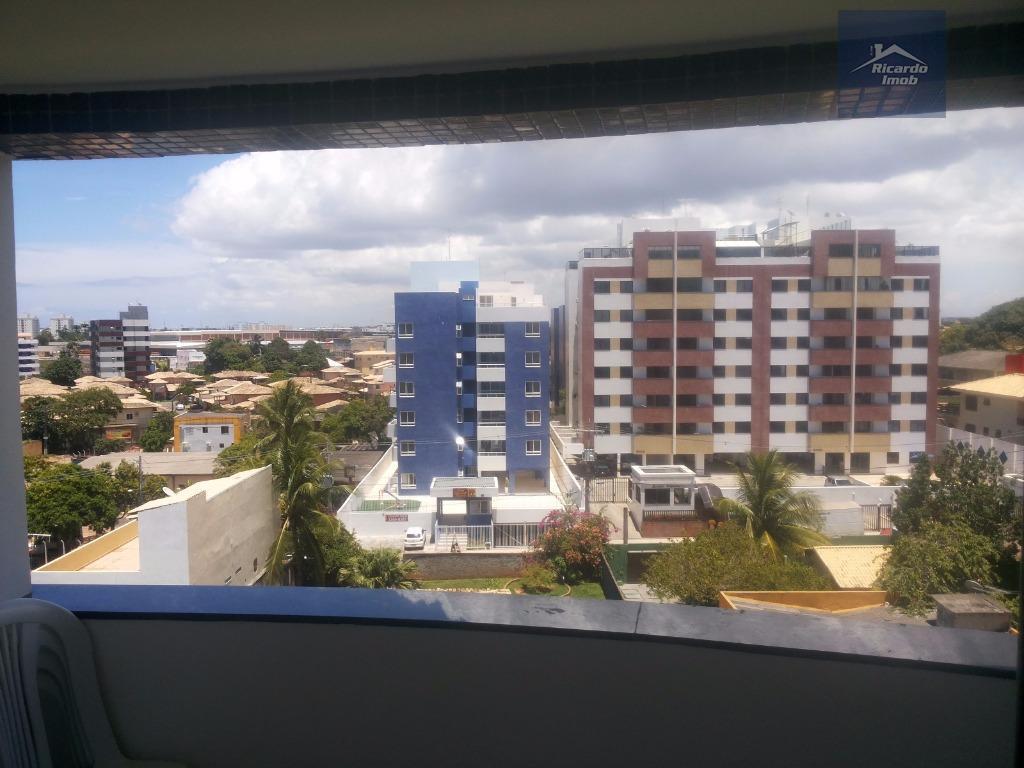 Apartamento residencial à venda, Vilas do Atlântico, Jardim Aeroporto, Lauro de Freitas.