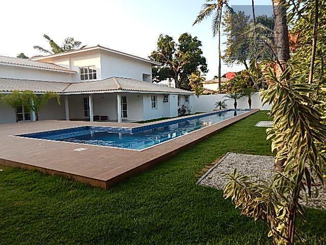 Casa residencial à venda, Vilas do Atlântico, Lauro de Freitas - CA0023.