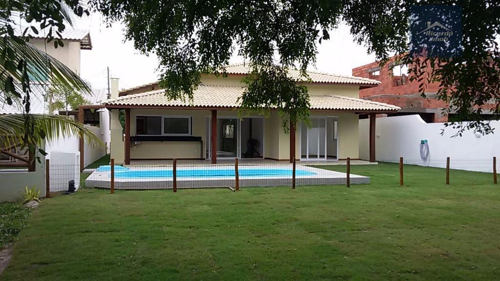 Casa  residencial à venda, Barra do Jacuípe, Camaçari, Bahia