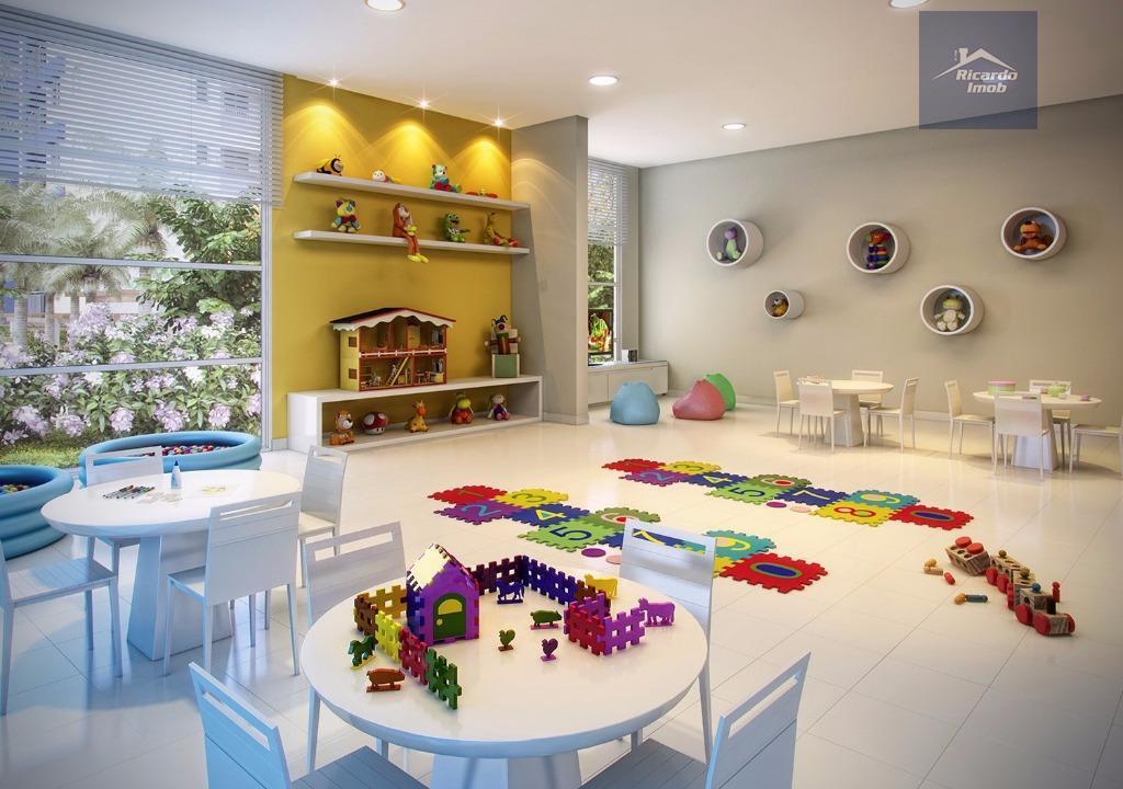Apartamento 65 e 87 m² 2 e 3 quartos com suíte  Buraquinho - Lauro de Freitas - BA.