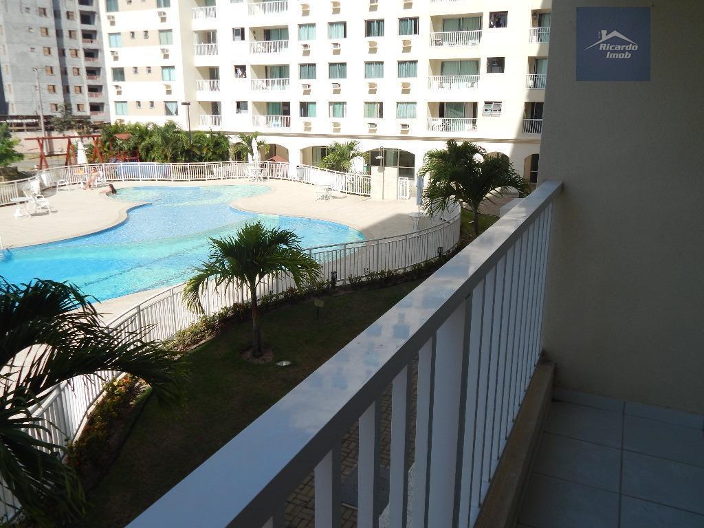 Apartamento residencial para venda e locação no Vita Morada Clube, Buraquinho, Lauro de Freitas.