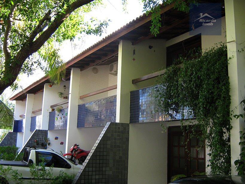 Village residencial para locação, Buraquinho, Lauro de Freitas.