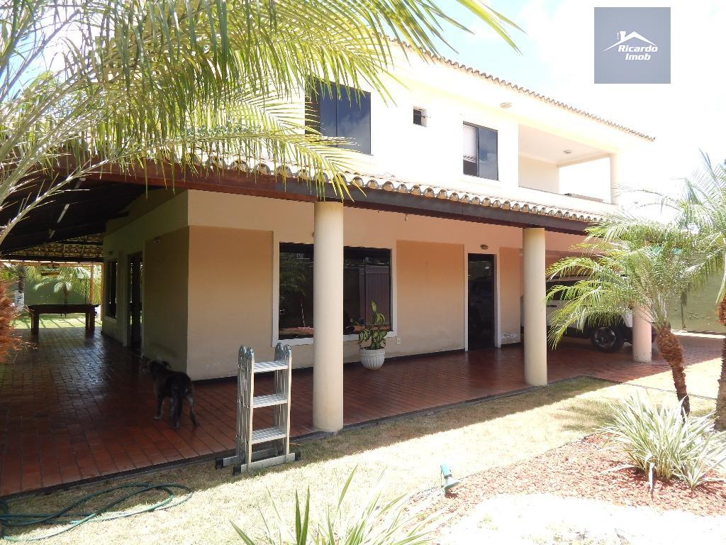 Casa residencial para locação, Villas do Atlântico, Lauro de Freitas.