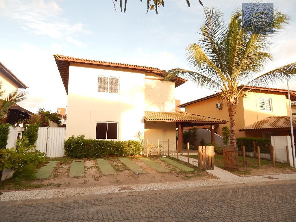 Casa residencial à venda, Vilas do Atlântico, Lauro de Freitas.