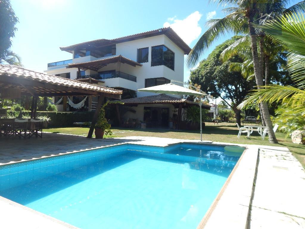 Casa residencial para venda e locação, Estrada Do Coco, Lauro de Freitas.