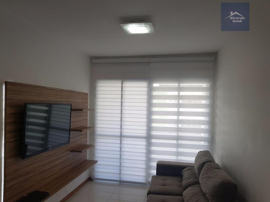 Apartamento residencial para locação, Jardim Aeroporto, Lauro de Freitas.