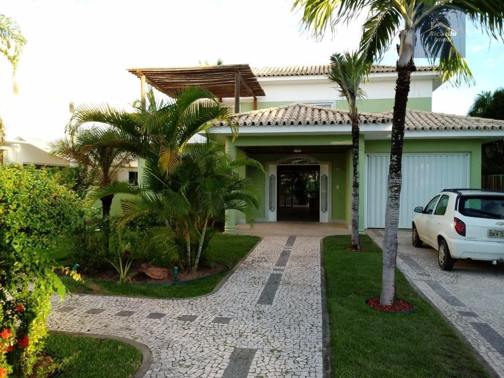 Casa residencial para venda e locação no Condomínio Busca Vida Resort