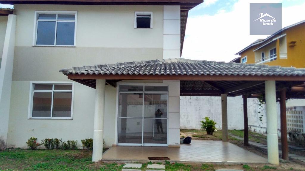 Casa residencial para venda e locação, Miragem, Lauro de Freitas - CA0085.