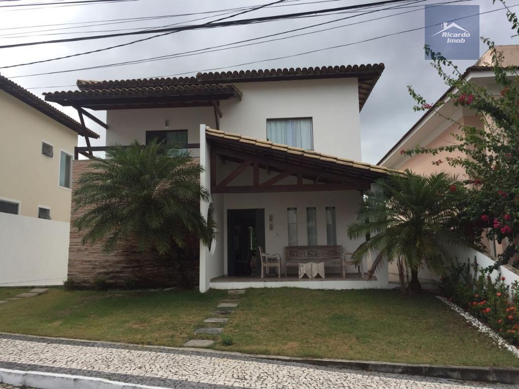 Casa residencial para locação, Vilas do Atlântico, Lauro de Freitas.