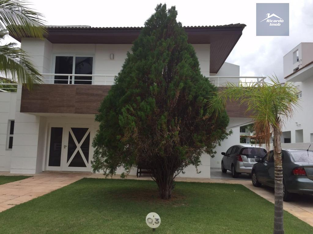 Casa residencial para locação, Busca Vida, Camaçari.