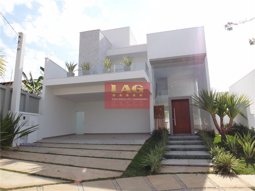 Casa residencial à venda, Condomínio Mont Blanc, Sorocaba - CA0084.