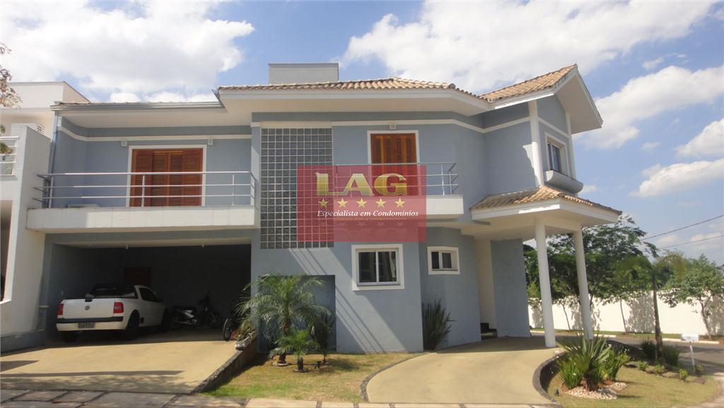Casa Residencial para venda e locação, Condomínio Vila dos Ingleses, Sorocaba - CA0227.