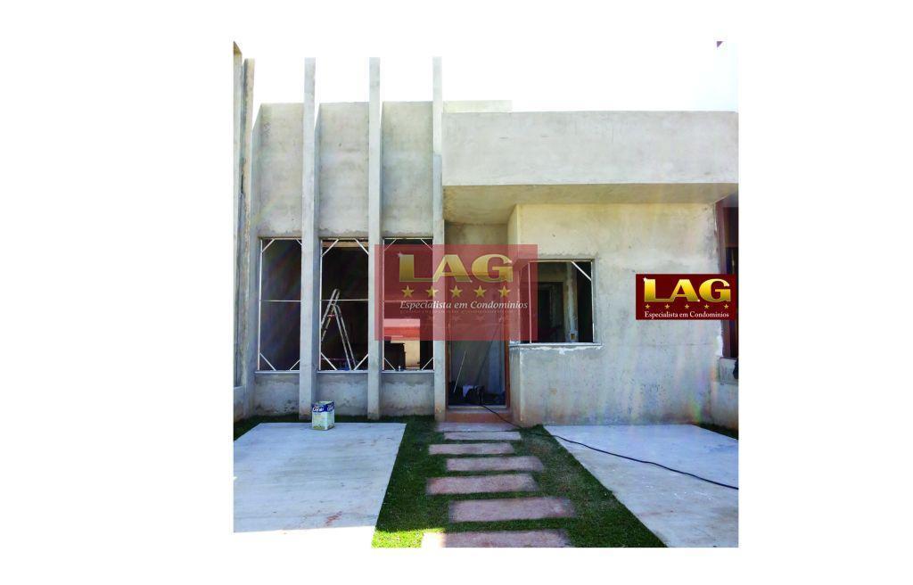 Casa residencial à venda, Condominio Golden Park Residence II, Sorocaba - CA1459.