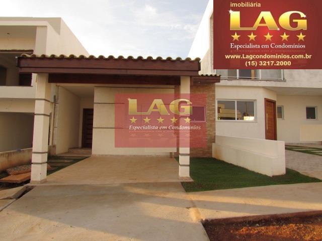 Casa residencial à venda, Condomínio Horto Florestal IV, Sorocaba - CA1457.