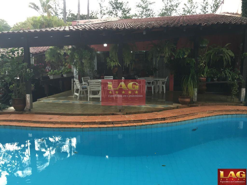 Casa residencial à venda, Lago Azul Condomínio e Golfe Clube, Araçoiaba da Serra.